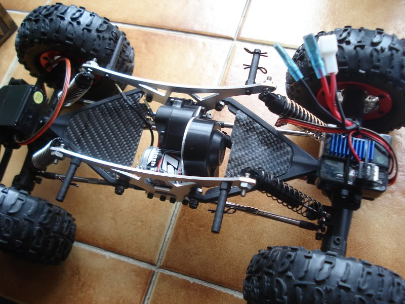 Mini Rock Crawler LOSI DSC00292