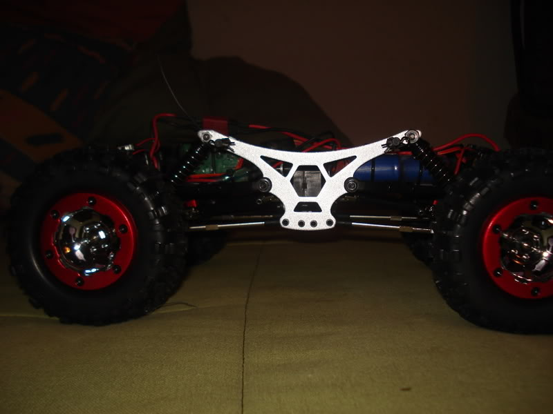 Mini Rock Crawler LOSI DSC00308