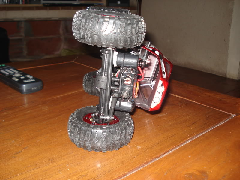 Mini Rock Crawler LOSI DSC00309