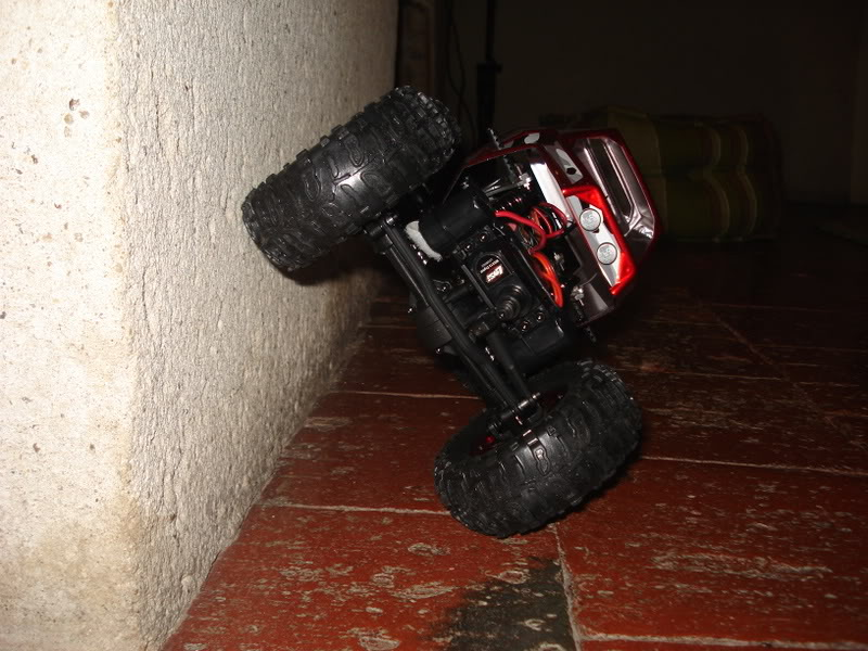 Mini Rock Crawler LOSI DSC00310