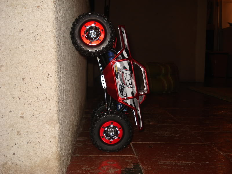 Mini Rock Crawler LOSI DSC00311