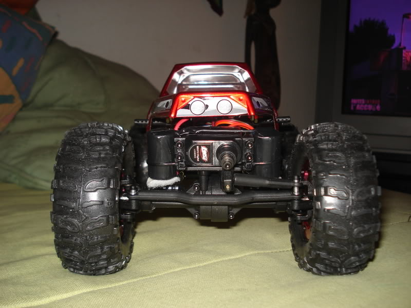 Mini Rock Crawler LOSI DSC00313