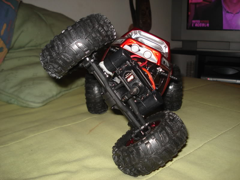 Mini Rock Crawler LOSI DSC00314
