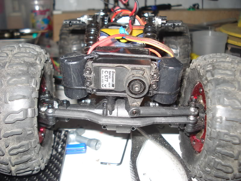 Mini Rock Crawler LOSI DSC00319