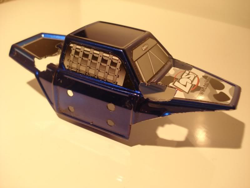 Losi Micro RockCrawler DSC01217