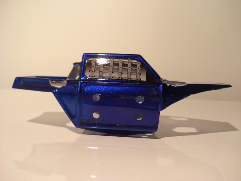 Losi Micro RockCrawler DSC01218