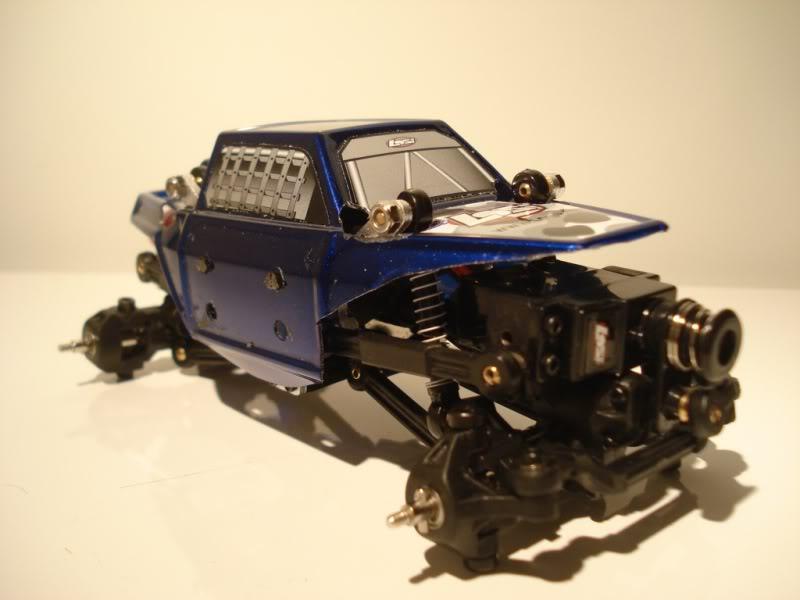 Losi Micro RockCrawler DSC01219