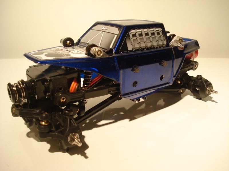 Losi Micro RockCrawler DSC01222