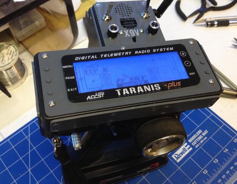 La Taranis à manches n'est plus, vive le volant IMG_0944_zps6pyafbi9