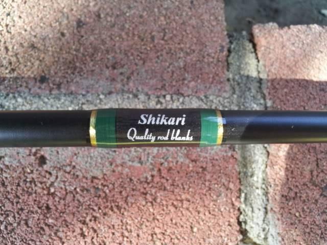 """Green Universe"" Shikari Rod 20120605_172548"
