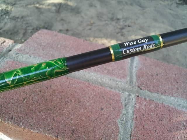 """Green Universe"" Shikari Rod 20120605_172755"
