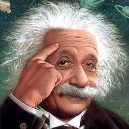 Un asteroide podría terminar con la vida en la Tierra Einstein_Think_zpsf5d4d628
