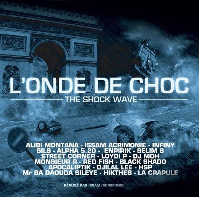 L'ONDE DE CHOC Coverondedechoc
