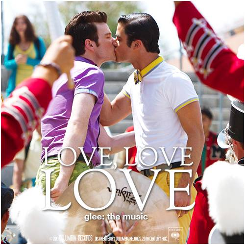 The Glee Song >> Temp. 5 || 5x02 'Tina in the sky with diamonds' GleeTheMusic-5x02LoveLoveLove