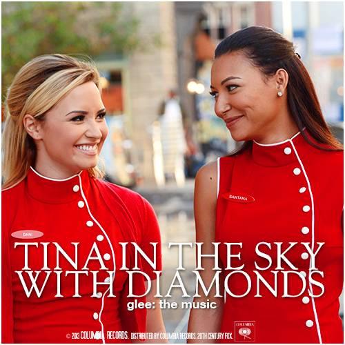 The Glee Song >> Temp. 5 || 5x02 'Tina in the sky with diamonds' GleeTheMusicTinaIntheSkyWithDiamonds