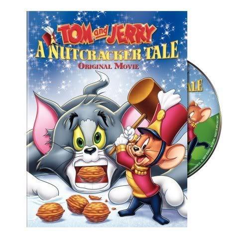 احدث فيلم توم اند جيري Tom And Jerry A Nutcracker Tale 2007 51vWPB1Vq1L_SS500_
