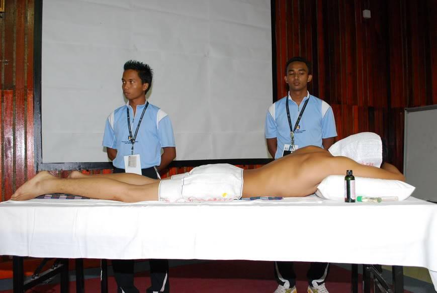 Sports Massage Introductory Course DSC_0418