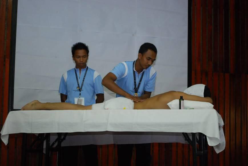 Sports Massage Introductory Course DSC_0423
