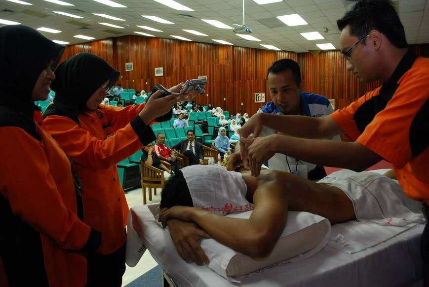 Sports Massage Introductory Course DSC_0454