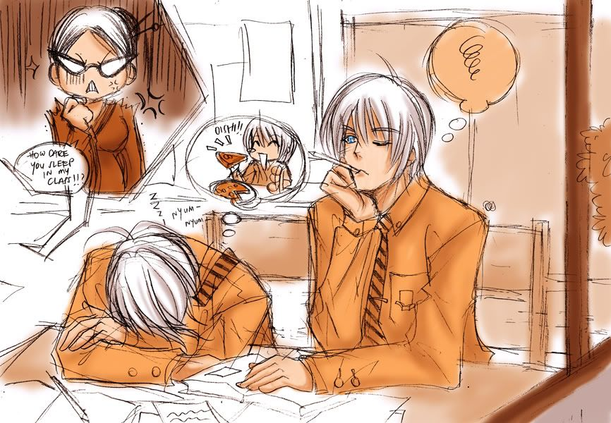 Devil May Funny xD Dante_X_vergil__after_recess___by_x