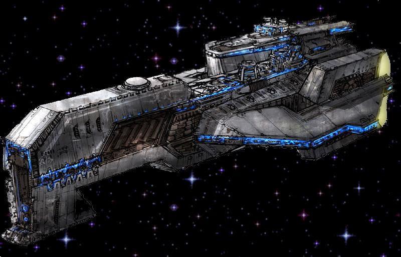 Corellia Shipyard Ship