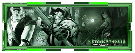 Kit - Arqueiro Verde (Green Arrow) [1st modelada] GREENARROWSIGN
