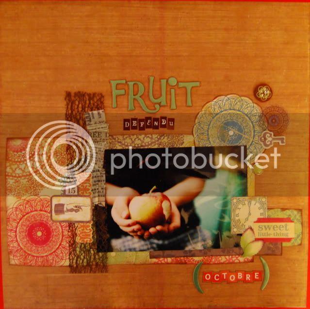 Octobre- Et tombent les feuilles - Page 2 Fruit