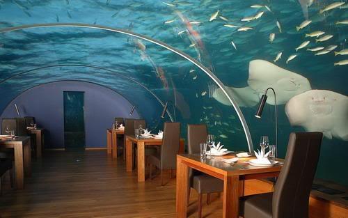 مطعم محمول تحت الماء Att5gqx61