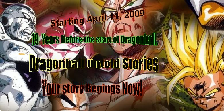 Dragonball Untold Stories