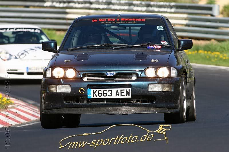 Reyland Ford Escort Cosworth Ey10