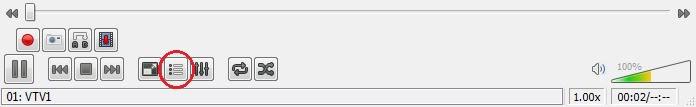 Xem MEGATV trực tiếp trên máy tính bằng VLC Player Untitled