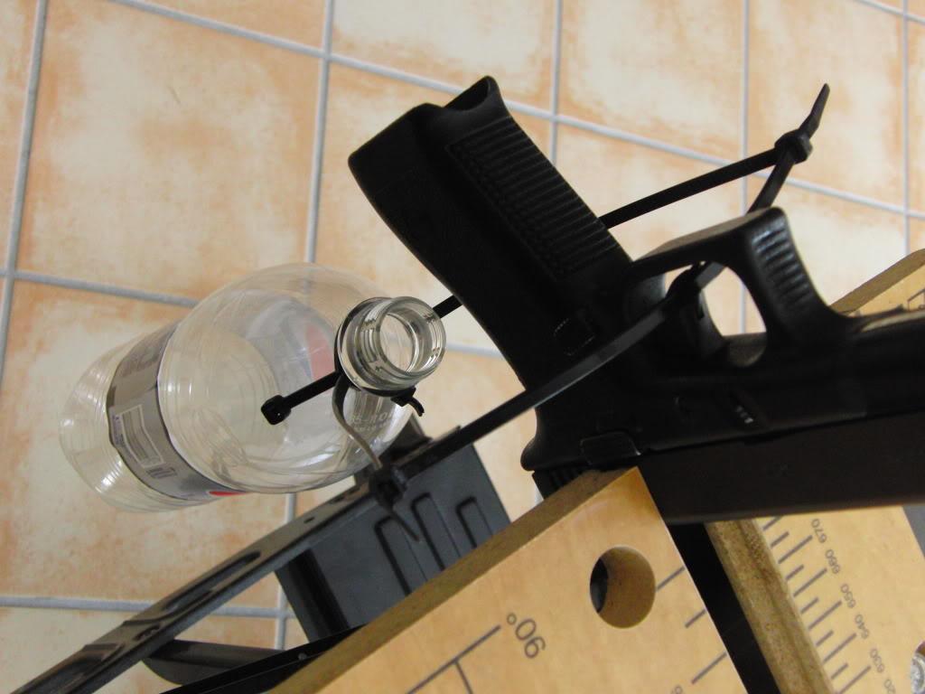 Comment peser une détente....à la Mac Molon CIMG3171