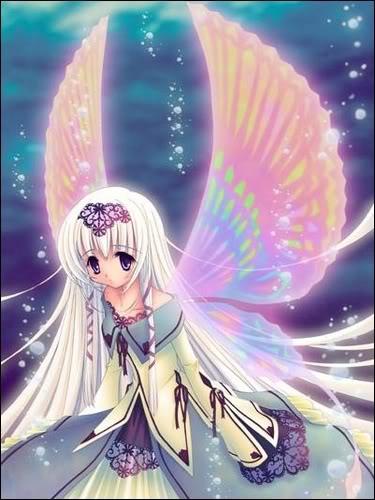Imagenes de hadas anime y manga. Anime