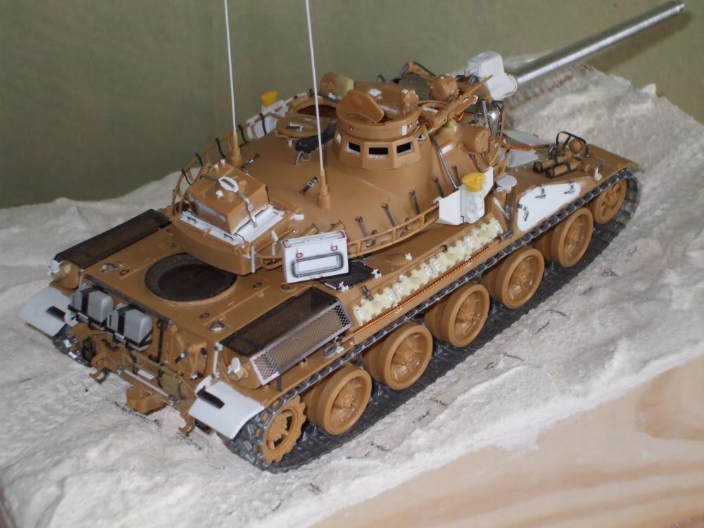 Le Zurich du zuzu : AMX 30 B 1/35 DSCF1860