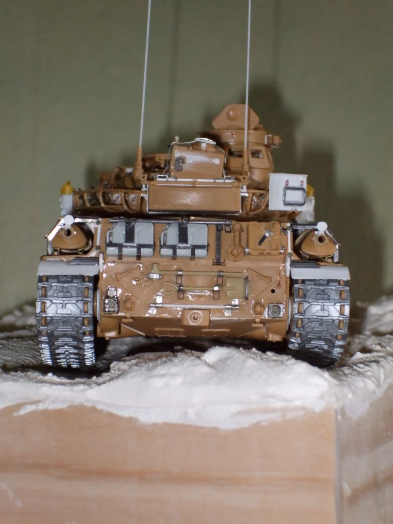 Le Zurich du zuzu : AMX 30 B 1/35 DSCF1862