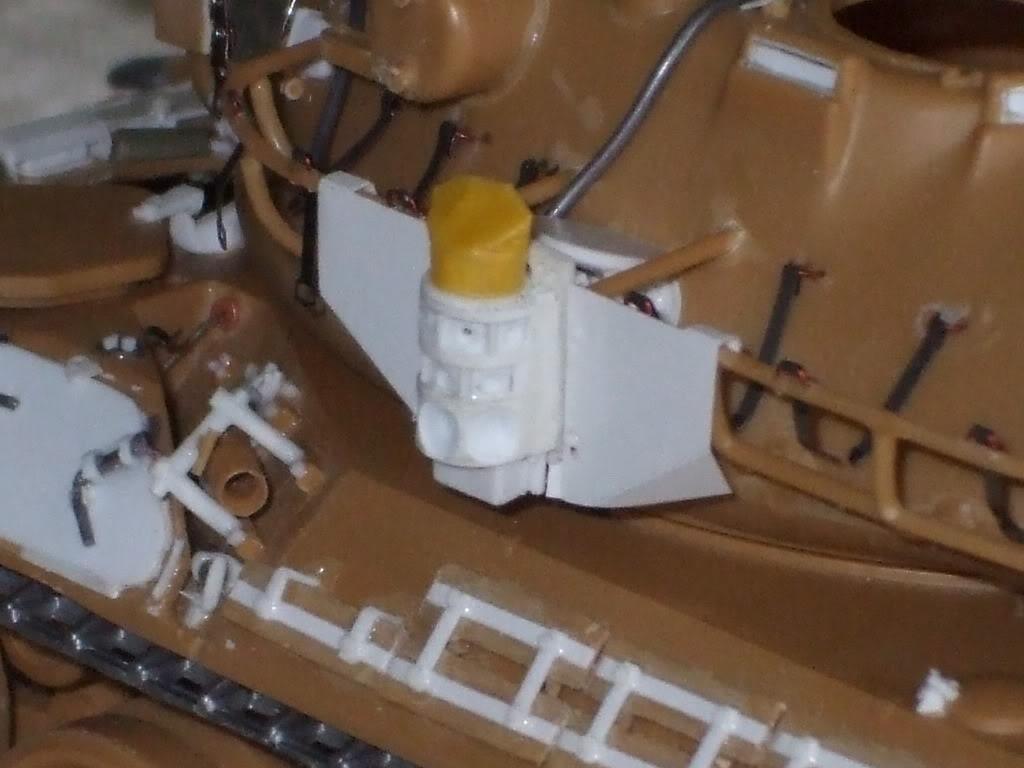 Le Zurich du zuzu : AMX 30 B 1/35 DSCF1888
