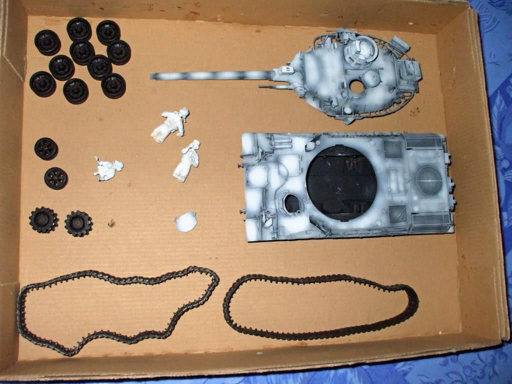 Le zurich du zuzu : AMX 30 B Heller 1/35 DSCF5809_edited