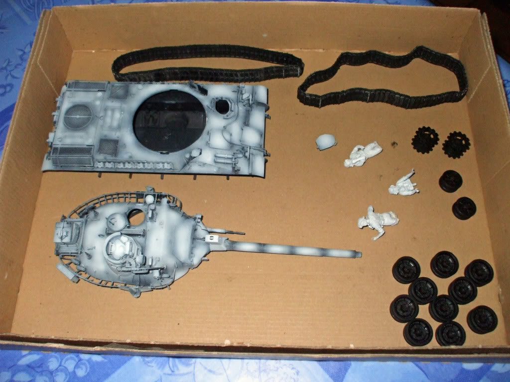 Le zurich du zuzu : AMX 30 B Heller 1/35 DSCF5810_edited