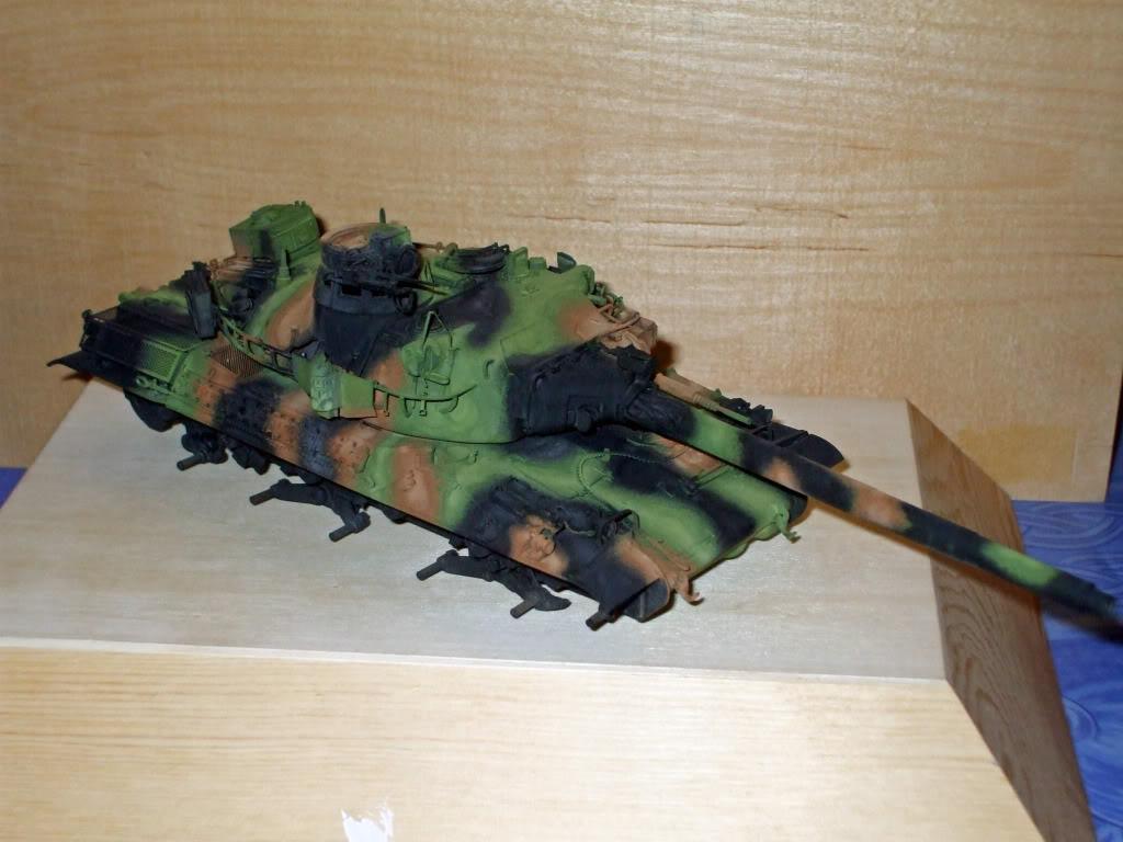 Le zurich du zuzu : AMX 30 B Heller 1/35 DSCF5813_edited