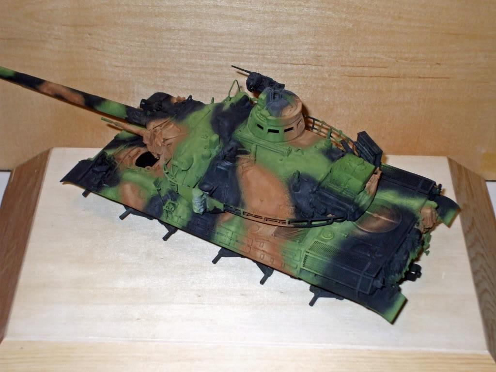 Le zurich du zuzu : AMX 30 B Heller 1/35 DSCF5827_edited