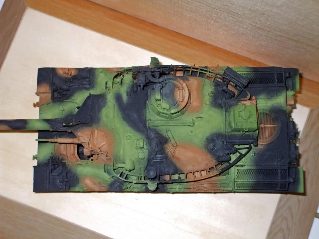 Le zurich du zuzu : AMX 30 B Heller 1/35 DSCF5830_edited
