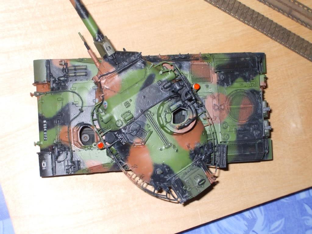 Le zurich du zuzu : AMX 30 B Heller 1/35 - Page 2 DSCF5876