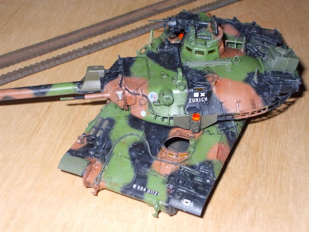 Le zurich du zuzu : AMX 30 B Heller 1/35 - Page 2 DSCF5877