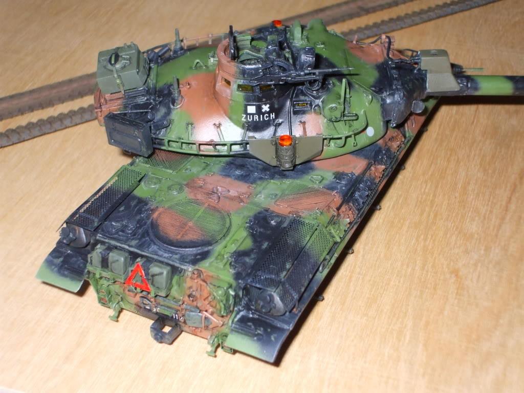 Le zurich du zuzu : AMX 30 B Heller 1/35 - Page 2 DSCF5878