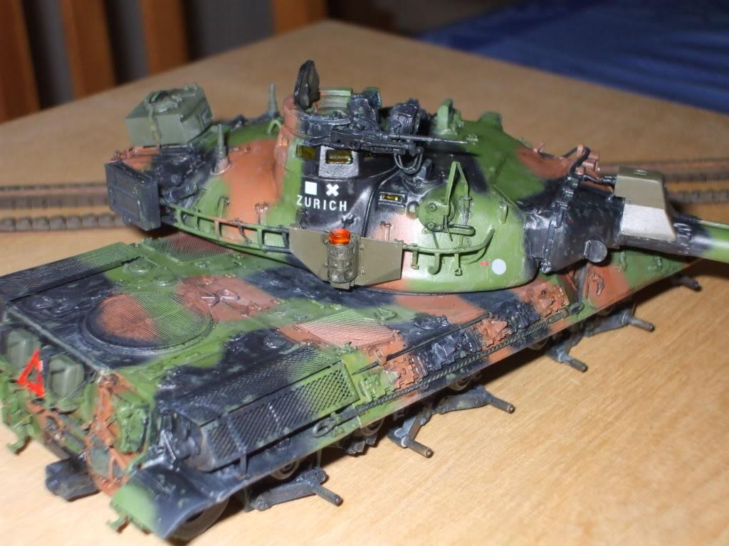 Le zurich du zuzu : AMX 30 B Heller 1/35 - Page 2 DSCF5879