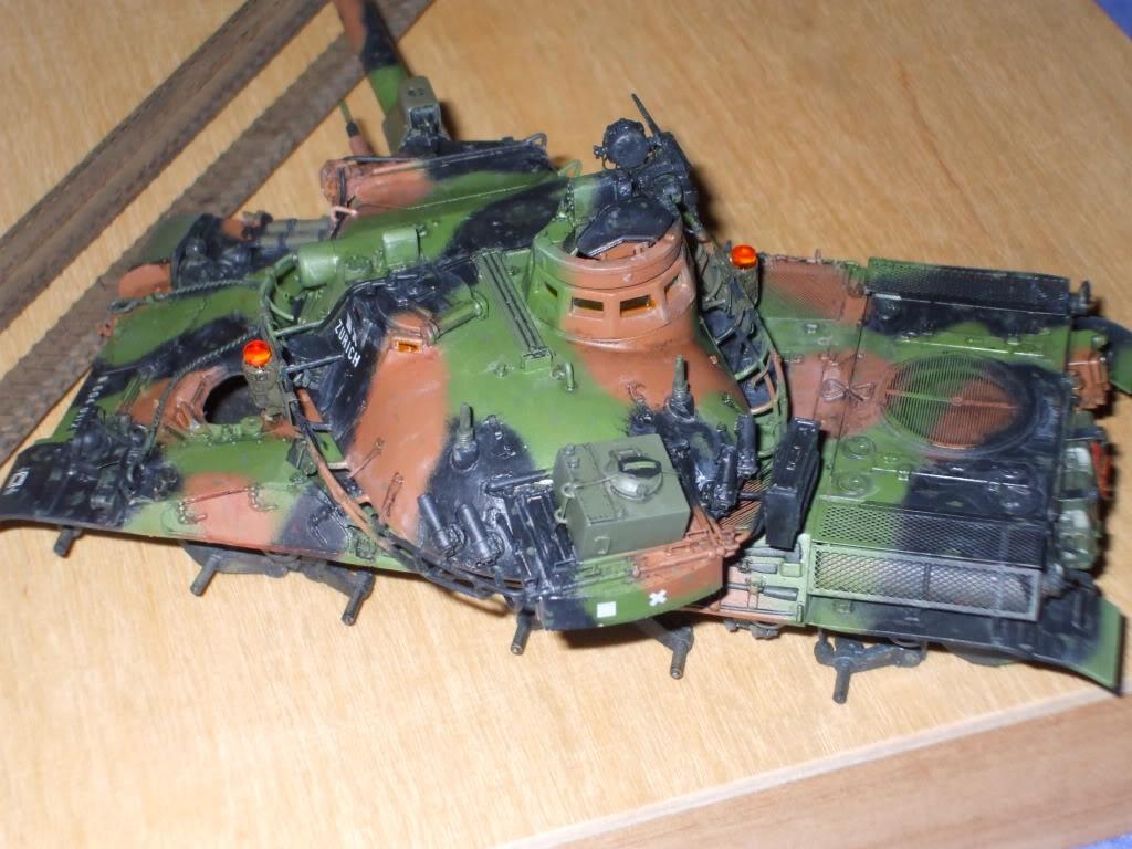 Le zurich du zuzu : AMX 30 B Heller 1/35 - Page 2 DSCF5880