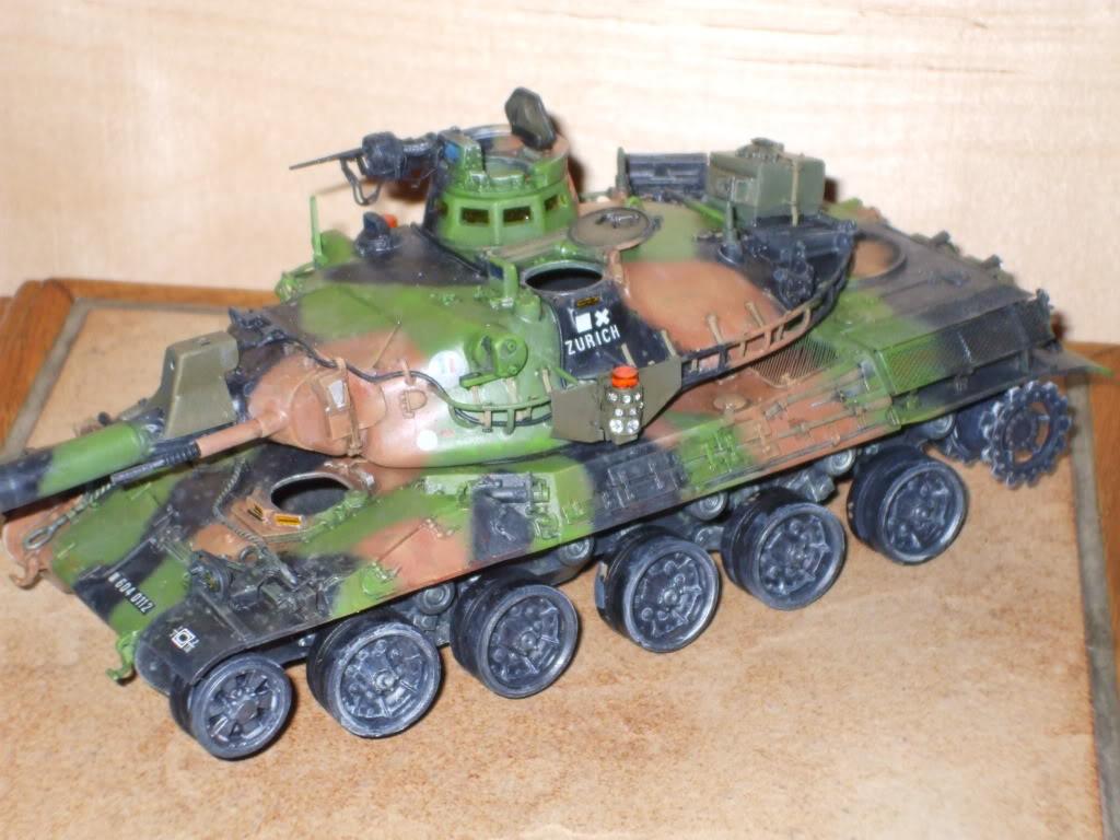 Le zurich du zuzu : AMX 30 B Heller 1/35 - Page 2 DSCF5886
