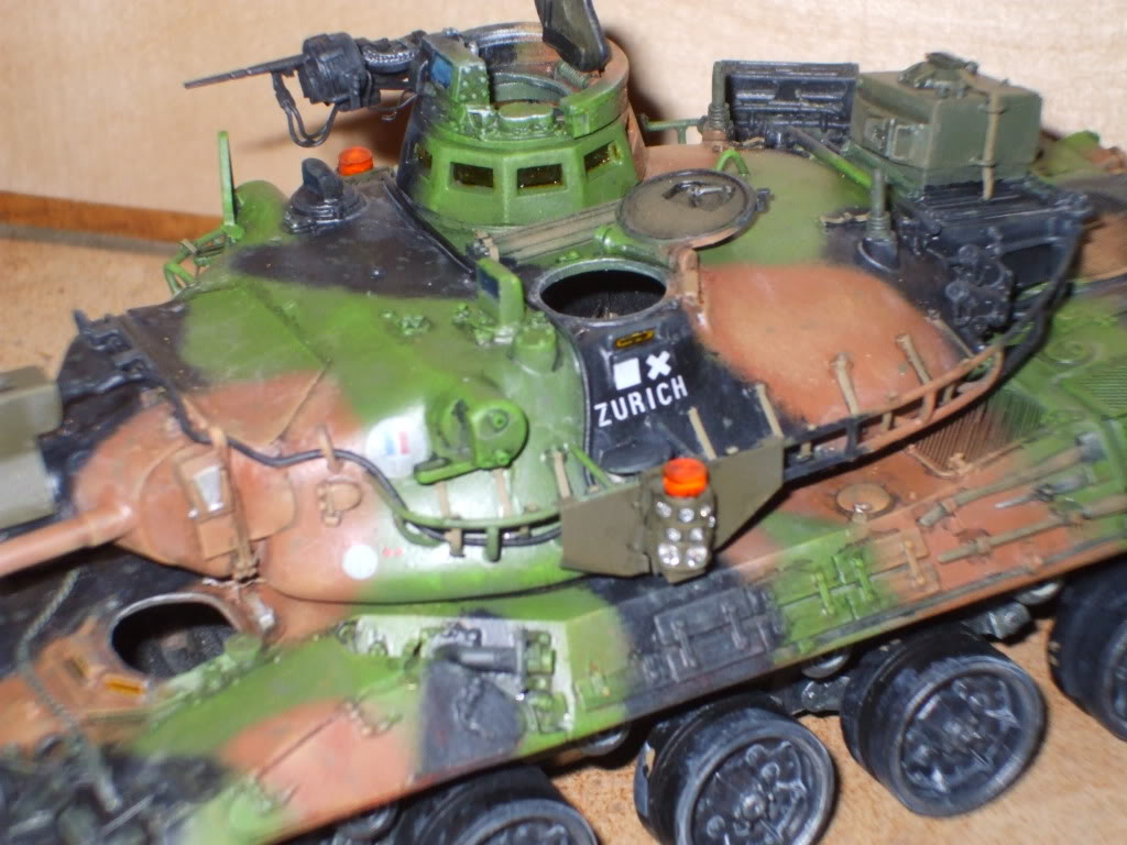 Le zurich du zuzu : AMX 30 B Heller 1/35 - Page 2 DSCF5887