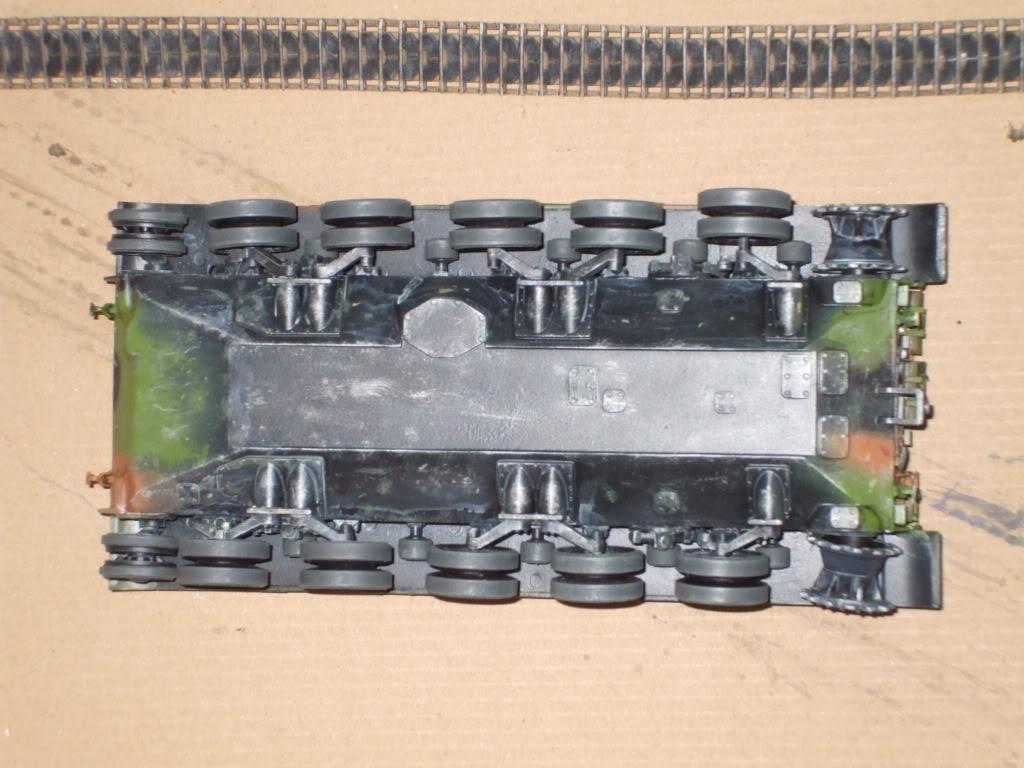 Le zurich du zuzu : AMX 30 B Heller 1/35 - Page 3 DSCF5891