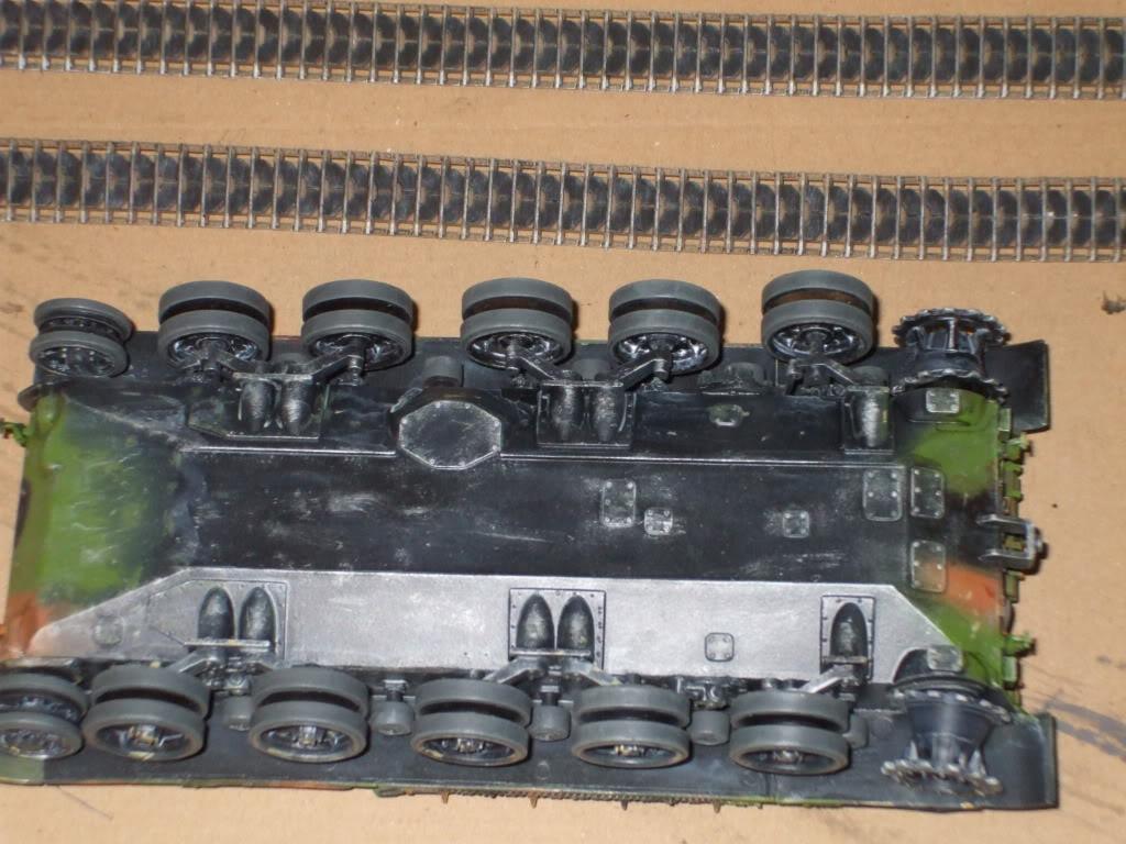 Le zurich du zuzu : AMX 30 B Heller 1/35 - Page 3 DSCF5893